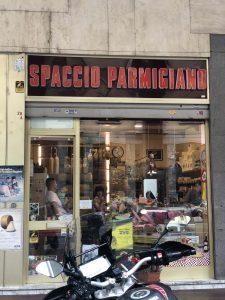 Spaccio Parmigiano