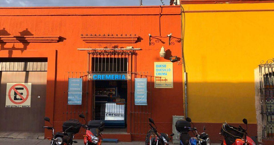 Oaxaca cheese – (not) a mexican traveller